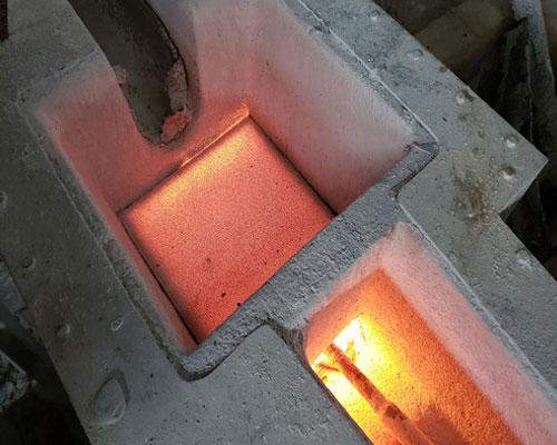 Aluminium Scrap 6063 Molten Metal Filtration
