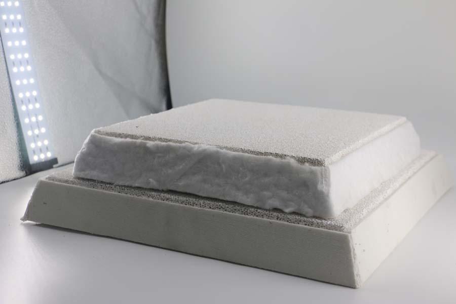 Aluminum Can Recycling Alumina Filter