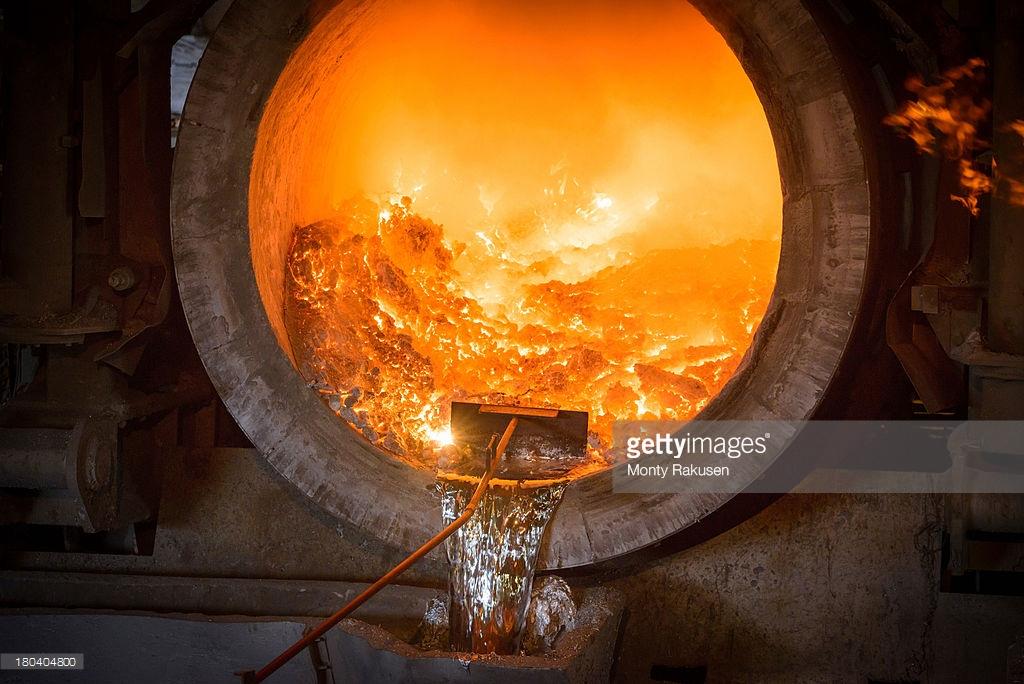 Aluminium Foundry Purify