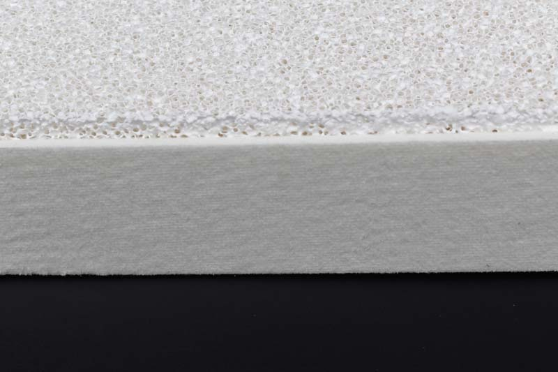 Aluminium Karachi Ceramic Foam Filter