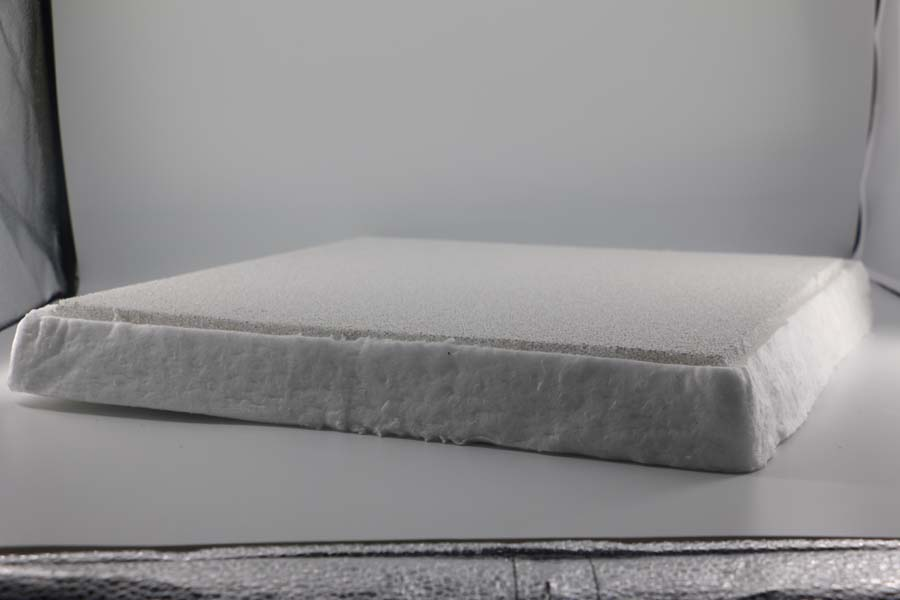 Kobe Steel And Aluminium Ceramic Foam Filter