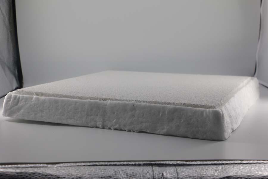 Ceramic Foam Filter Bratsk Aluminium Smelter