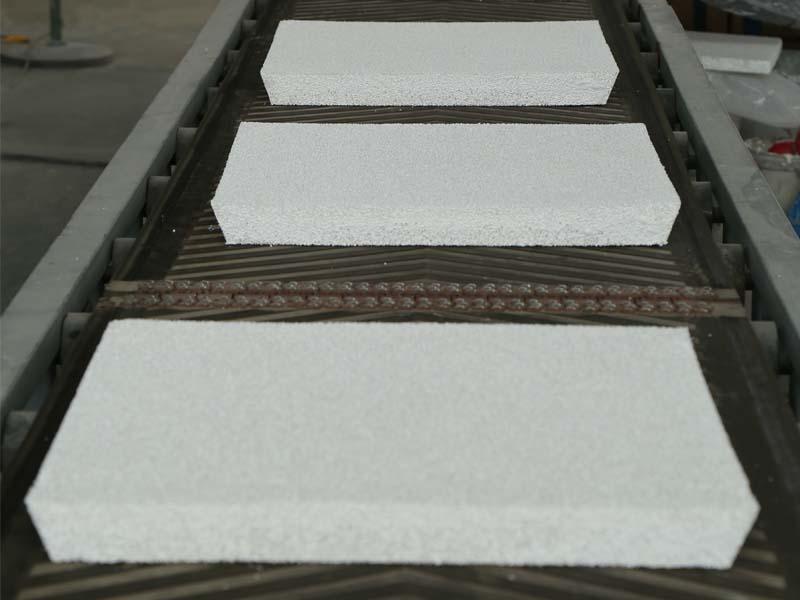 Ceramic Foam Filter Bratsk Aluminium