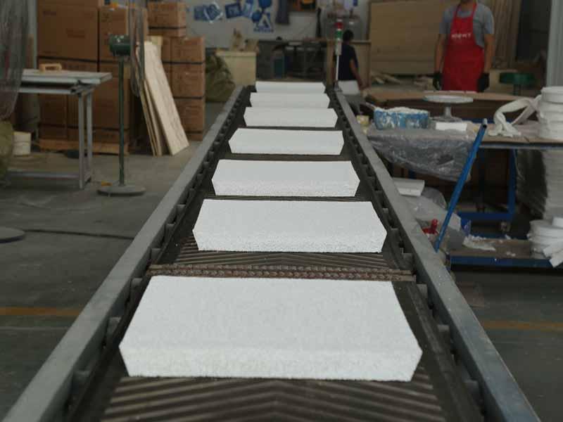 Ceramic Foam Filter Korba Aluminium Smelter