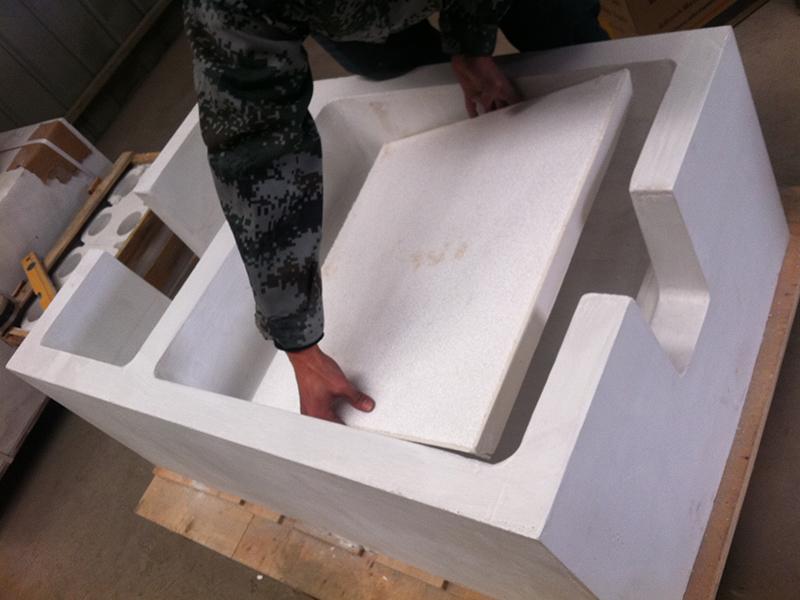 Ceramic Foam Filter Korba Aluminium
