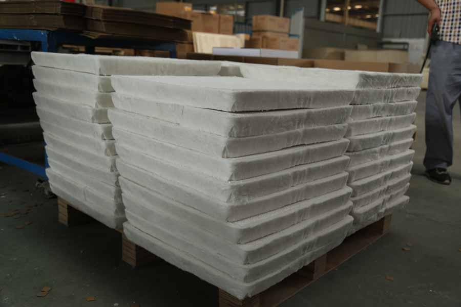 Ceramic Foam Filter Ps Group Russia