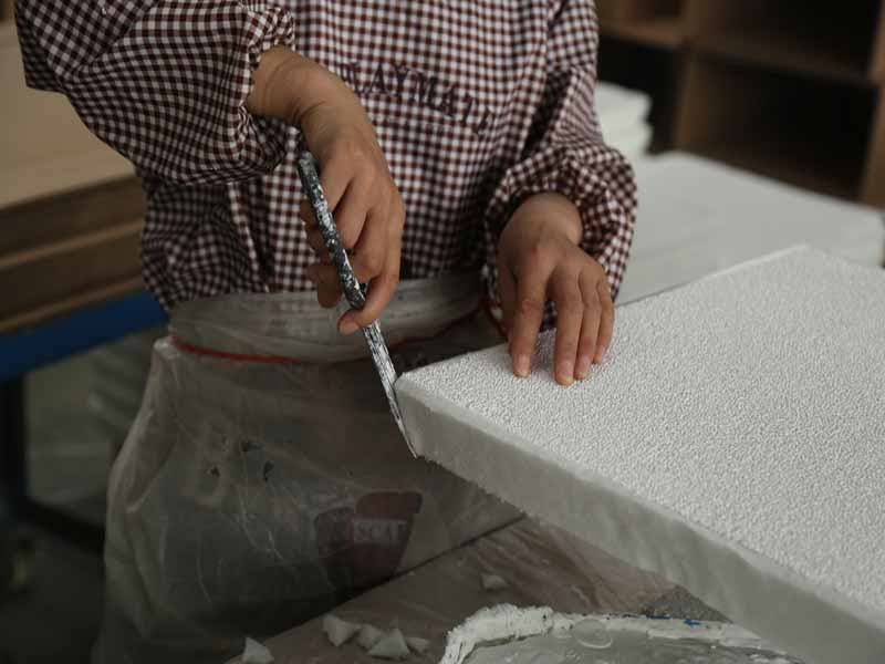 Foam Ceramic Filter Irkutsk Aluminium