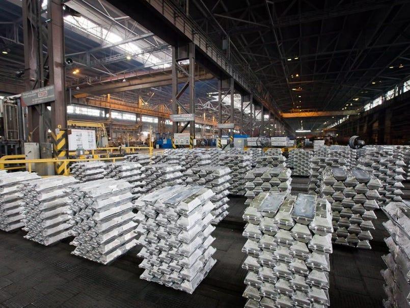 Foam Ceramic Filter Rus Aluminium